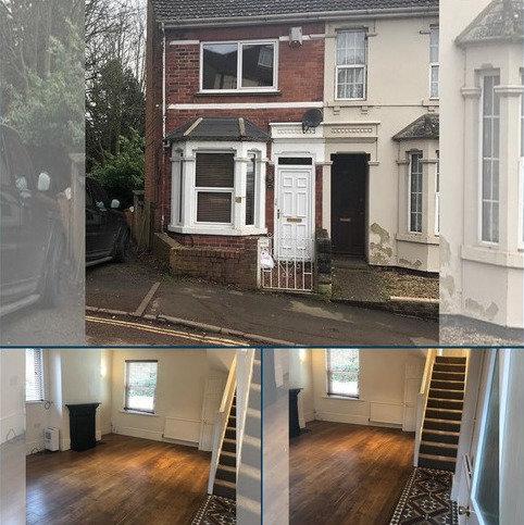 3 bedroom end of terrace house to rent - Deacon Street, Swindon SN1