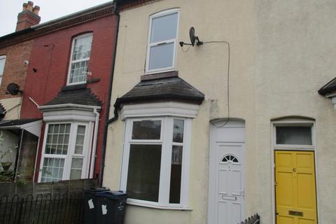 2 bedroom terraced house to rent - Popular Avenue , Lozells , Birmingham  B19