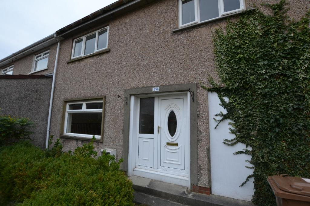 3 Bedrooms Terraced House for sale in Livingstone Terrace, Irvine, North Ayrshire, KA12 9DN