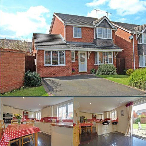 3 bedroom detached house for sale - Cedar Avenue, Ryton on Dunsmore, CV8