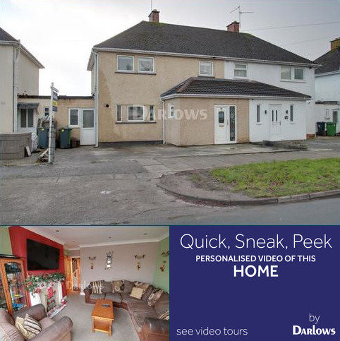 3 bedroom semi-detached house for sale - Harris Avenue, Rumney, Cardiff