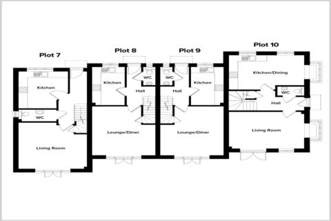 2 bedroom semi-detached house for sale - Elms Park, Rochester, Kent
