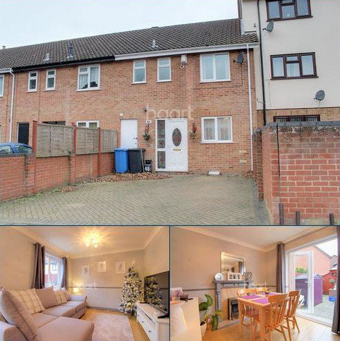 3 bedroom terraced house for sale - Fiddlewood Road, NR6