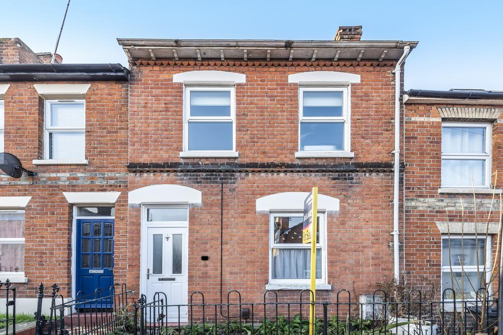 2 Bedrooms Terraced House for sale in Hill Street, Reading, RG1