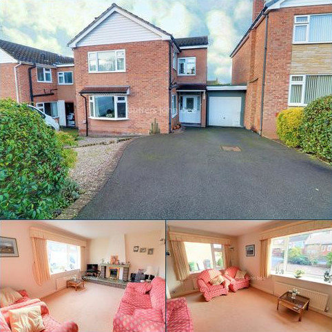 4 bedroom detached house for sale - Amberley Road, Macclesfield