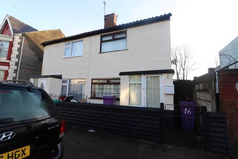 3 bedroom semi-detached house for sale - Wellington Avenue, Wavertree