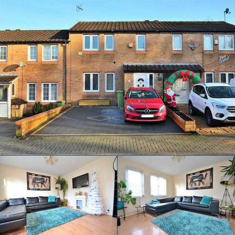 3 bedroom terraced house for sale - Gaskin Court, Downs Barn