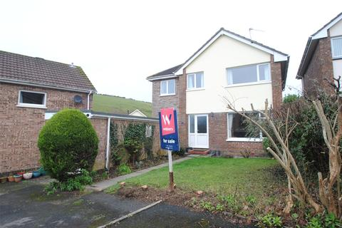 4 bedroom detached house for sale - Chestnut Close, Braunton