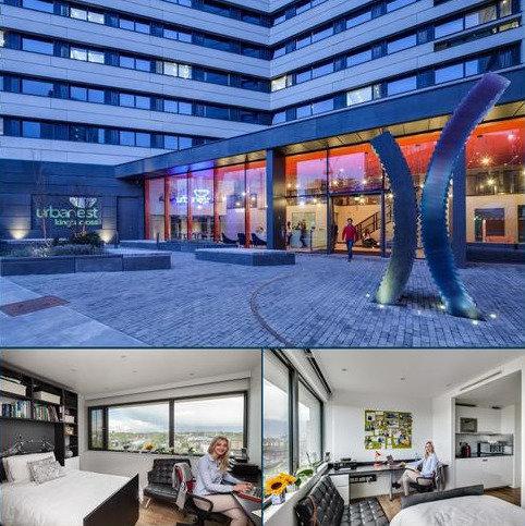 Studio to rent - Urbanest King's Cross, Canal Reach, King's Cross, London, N1C