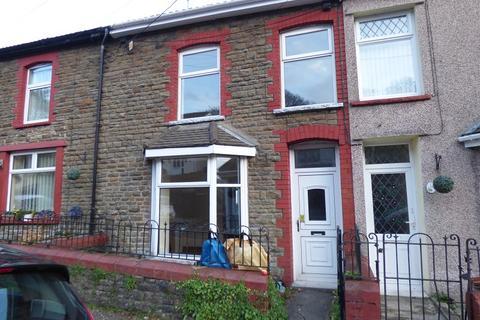3 bedroom terraced house to rent - 18 Hendre Avenue, Ogmore Vale, Bridgend. CF32 7HD