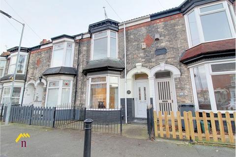 2 bedroom terraced house to rent - Newstead Street, Hull, HU5 3NF