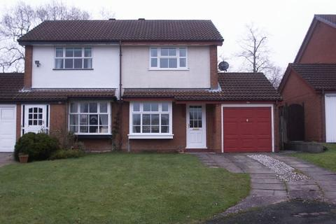 2 bedroom semi-detached house to rent - Shelsley Way, SOLIHULL, B91