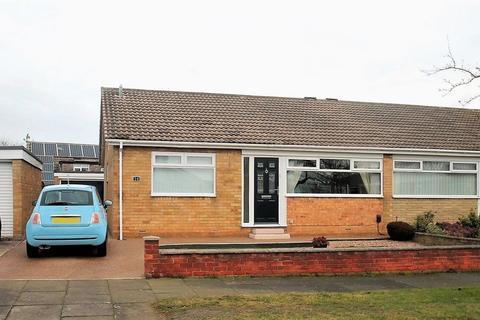 2 bedroom semi-detached bungalow for sale - Wingate Avenue, Billingham