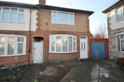 3 bedroom townhouse for sale - Clevedon Crescent, Northfields, Leicester LE4