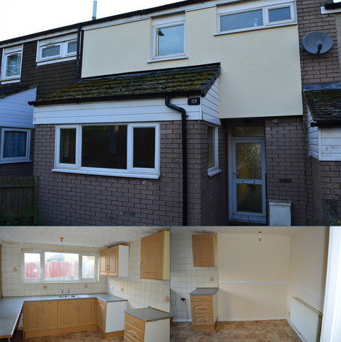 3 bedroom terraced house to rent - Woodside, Telford TF7