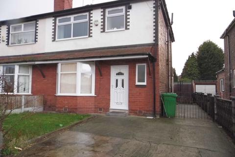3 bedroom semi-detached house for sale - Huntley Road, Crumpsall, M8