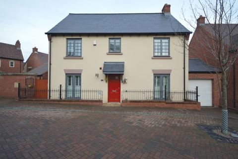 4 bedroom detached house for sale - Yewtree Moor, Telford