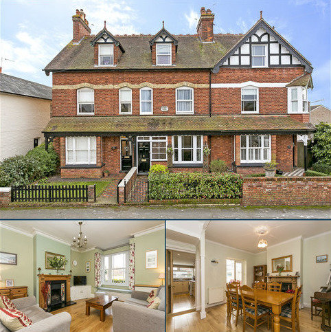 4 bedroom townhouse for sale - Holden Park Road, Southborough