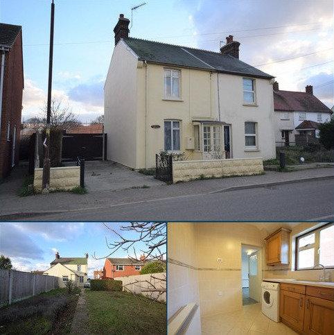 2 bedroom semi-detached house for sale - Landermere Road, Thorpe-le-Soken, CO16 0NB