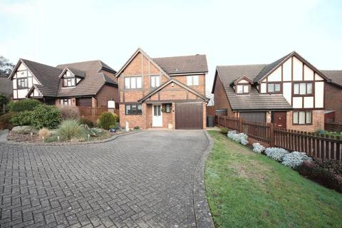 4 bedroom detached house for sale - Sambrook Crescent, Market Drayton