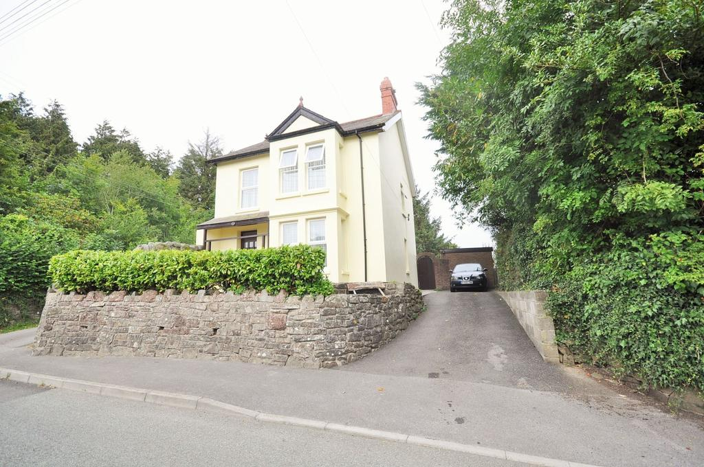 4 Bedrooms Detached House for sale in Bodlondeb, North Road, Whitland SA34 0AX