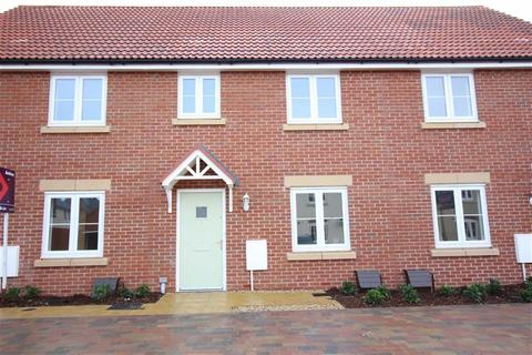 3 bedroom terraced house to rent - Wallflower Close, Lyde Green, Bristol
