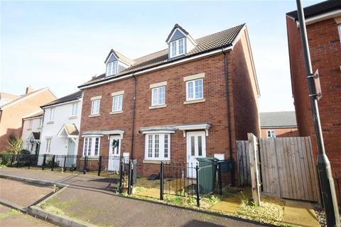 4 bedroom townhouse for sale - Chestnut Road, Brockworth, Gloucester