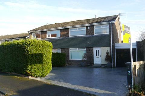 3 bedroom semi-detached house for sale - FAMILY HOUSE IN POPULAR AREA Ashbrooke Drive, Ponteland, Newcastle Upon Tyne