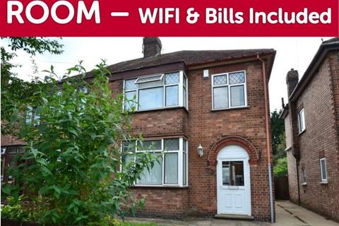 1 bedroom house share to rent - Edwalton Avenue, West Town, Peterborough