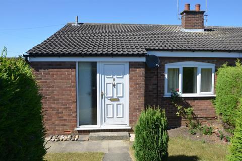 2 bedroom semi-detached bungalow to rent - Moorfield Drive, Wilberfoss, York