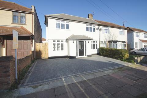 4 bedroom semi-detached house for sale - Raeburn Road, Sidcup, DA15