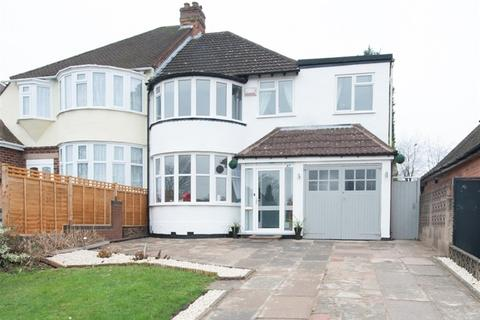 4 bedroom semi-detached house for sale - Donegal Road, Sutton Coldfield