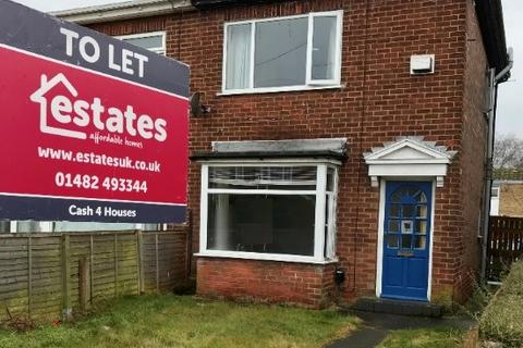 2 bedroom semi-detached house to rent - Cradley Road, Priory Road , Hull HU5