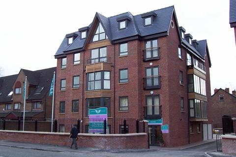 2 bedroom flat to rent - The Apex, 152 Withington Road, Whalley Range, Manchester, M16 8FB