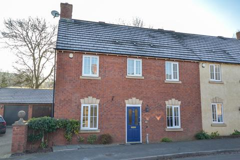 3 bedroom semi-detached house for sale - 9 Downham View, Dursley, GL11 5GB