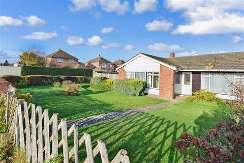 3 bedroom semi-detached bungalow for sale - Springett Way, Coxheath, Maidstone, Kent