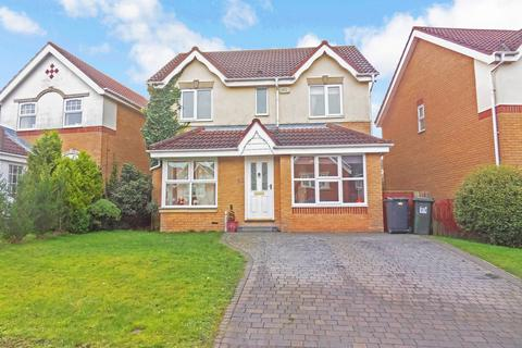 4 bedroom detached house for sale - Greenhills, Killingworth, Newcastle upon Tyne, Tyne and Wear, NE12 5BA