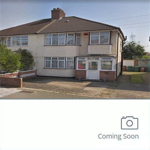 3 bedroom semi-detached house to rent - Malvern Gardens, Queensbury HA3