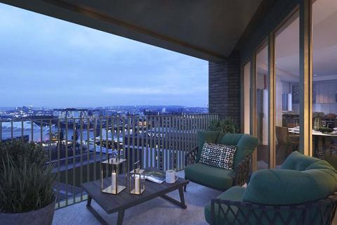 3 bedroom apartment for sale - Royal Dock West, Royal Victoria Dock, LONDON, E16