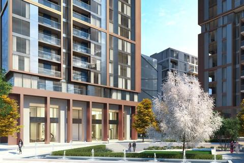 3 bedroom apartment for sale - Maine Tower, Harbour Central, Canary Wharf, London, E14