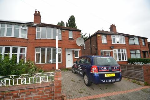 4 bedroom semi-detached house to rent - Stephens Road Withington Manchester M20 4XA