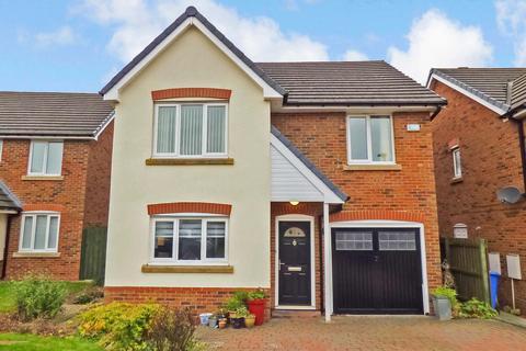 4 bedroom detached house to rent - Trentham Gardens, Pegswood, Morpeth, Northumberland, NE61 6TJ