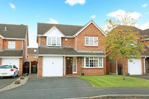 4 bedroom detached house for sale - 9 Roe Deer Green, Newport