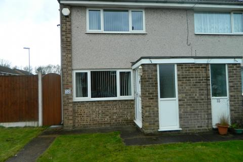 2 bedroom semi-detached house to rent - Trispen Close Halewood Liverpool L26 7YP