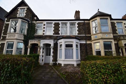1 bedroom ground floor flat to rent - Richmond Road, Cardiff