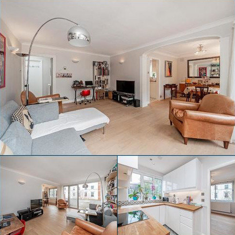 3 bedroom flat for sale - Queensborough Mews, Bayswater
