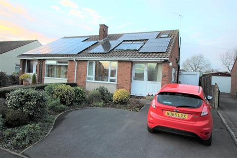 2 bedroom semi-detached house for sale - Woodleigh, Thornbury, Bristol, BS35 2JR