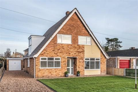 3 bedroom detached house for sale - Oakfield, Saxilby, LN1