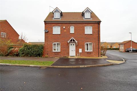 4 bedroom detached house for sale - Charter Avenue, Market Deeping, Peterborough, PE6