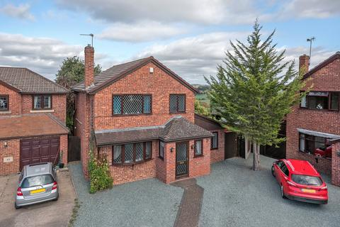 3 bedroom detached house for sale - Yew Tree Grove, Highley, Bridgnorth, Shropshire